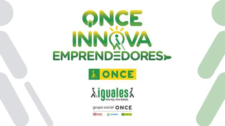 Entrega virtual de los premios de la 1ª Edición ONCE INNOVA EMPRENDEDORES