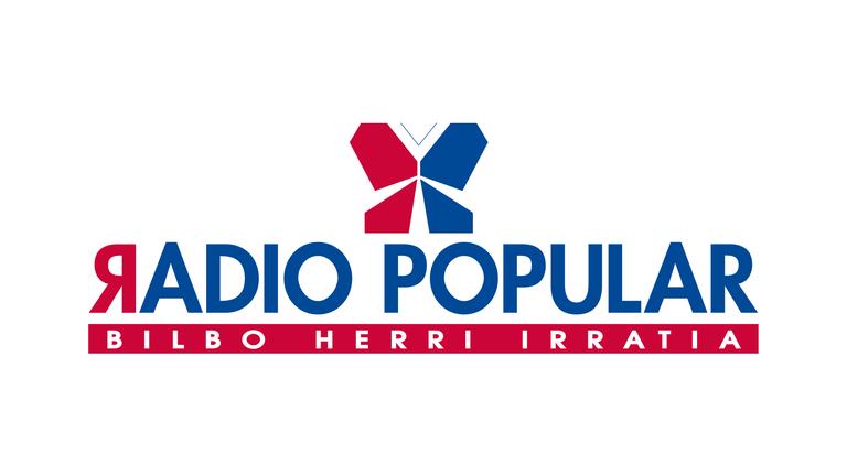 Emisión programas deportivos de Radio Popular desde la DT en Bilbao