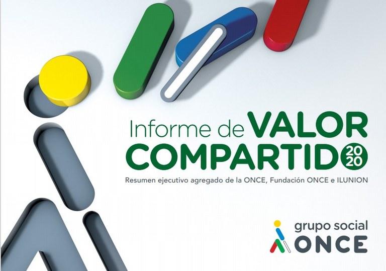 Presentación Informe Valor Compartido 2020 del Grupo Social ONCE en Málaga
