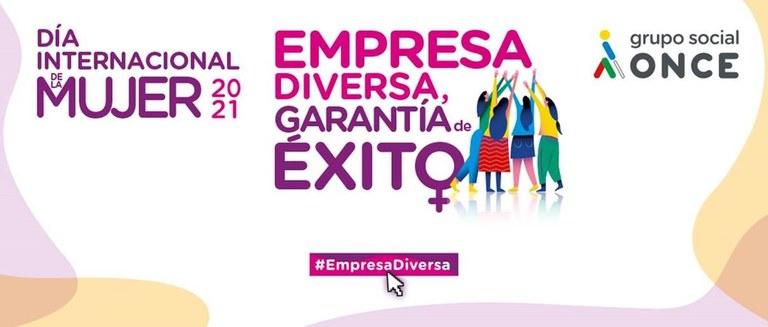 'Dia Internacional de la Mujer' 2021
