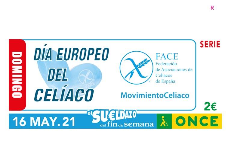 """Presentación del Cupón dedicado al """"Día Europeo del Celiaco"""" - Las Palmas de Gran Canaria"""