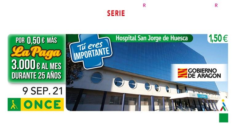 Hospital Universitario San Jorge de Huesca
